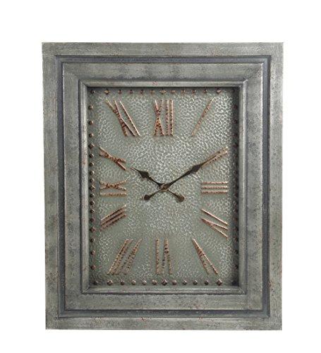 Privilege Wood Wall Clocks  Wood & Metal Wall Clock