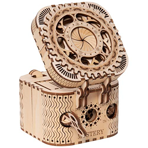 ROKR Puzzle Box 3D Wooden Puzzle for Adult ()