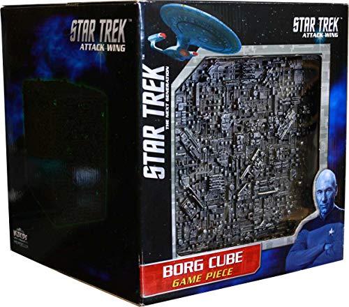 The Borg Star Trek - Star Trek Attack Wing: Oversized Borg Cube