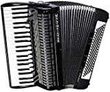 Weltmeister Saphir 41/120/IV115 Black Accordion