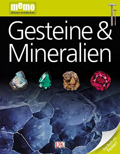 Gesteine & Mineralien (memo Wissen entdecken)