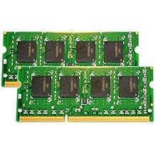 8GB (2X4GB) Memory RAM for HP Elitebook 8440p Workstation 8440w- Laptop Memory Upgrade - Limited Lifetime Warranty