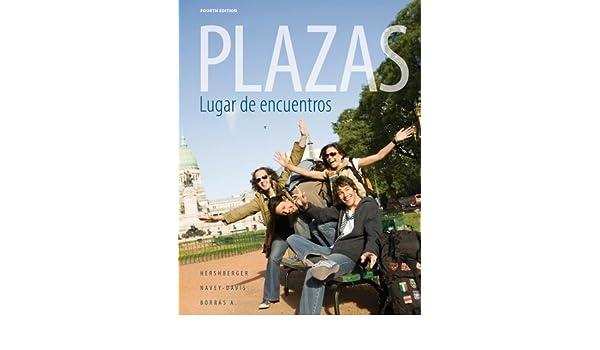 Amazon com: Bundle: Plazas, 4th + iLrn Heinle Learning