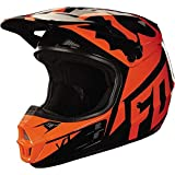 2018 Fox Racing V1 Race Helmet-Orange-M