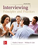 Interviewing: Principles and Practices (Communication)