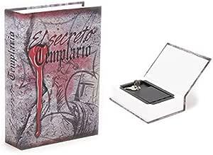 Caja Fuerte Camuflada Libro El secreto Templario: Amazon