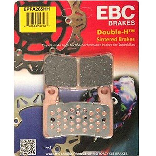 イービーシー EBC ブレーキパッド フロント 99年-00年 CBR600F4 EX-Performance シンタード 610018 EPFA296HH   B01N74ICSJ