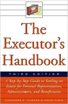 Book The Executor's Handbook