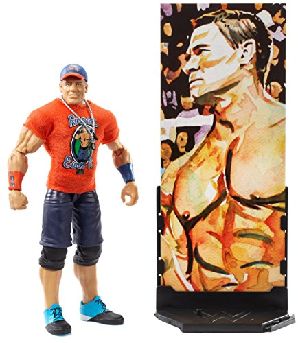 (WWE Elite Collection Series # 60 John Cena Action Figure)