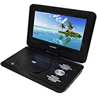 Sylvania SDVD1032 10.1 Portable DVD and Media Player with 5 Hour Battery Life - Swivel Screen (Certified Refurbished)