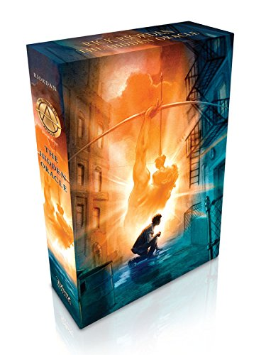The Trials of Apollo Book One The Hidden Oracle (Special Limited Edition) PDF