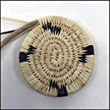 Traditional Coiled Basket Weaving Kit (makes one 3in. - 4in. Basket, Basic version)