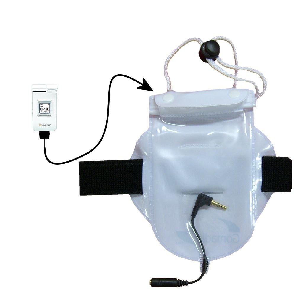 Watertightワークアウトバッグforの保護Samsung sgh-d307水からホコリ、砂   B000FDVYIO
