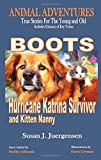 img - for Boots: Hurricane Katrina Survivor and Kitten Nanny book / textbook / text book