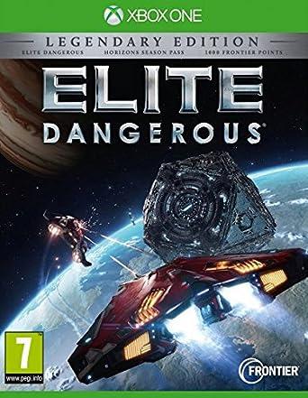 Elite Dangerous: Legendary Edition: Amazon es: Videojuegos