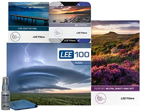 LEE Filters LEE100 82mm ランドスケープスターターキット 1 - LEE Filters LEE100フィ