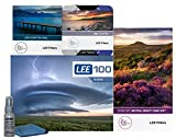 LEE Filters LEE100 77mm Landscape Starter Kit 1 - LEE Filters LEE100 Filter Holder, LEE 100mm Soft Edge Graduated ND Filter Set, LEE 100mm Big Stopper and 77mm Wide Angle Adapter Ring