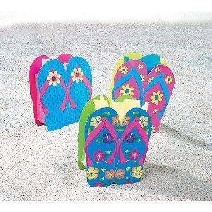 Flip Flop Gift Bags -