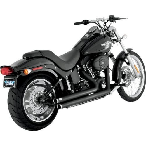 Vance & Hines Big Shots - Staggered - Shots Hines Power Chamber Big