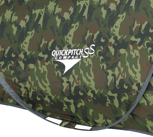 2 Persoons Tent Quick Pitch SS Compact Army Camo