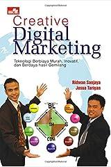 Creative Digital Marketing (Indonesian Edition) Paperback
