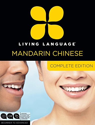 Living Language Mandarin Chinese, Complete Edition: Beginner through - Learning Language Chinese