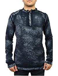 Affliction Men's Weld Long Sleeve T-Shirt