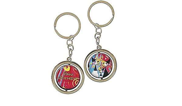 LLAVERO ROSINA KEYRING: 4031172196587: Amazon.com: Books