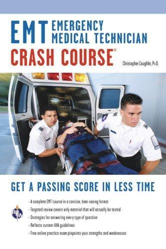 EMT (Emergency Medical Technician) Crash Course Book + Online (EMT Test Preparation) 1st (first) by Coughlin Ph.D., Christopher (2011) Paperback