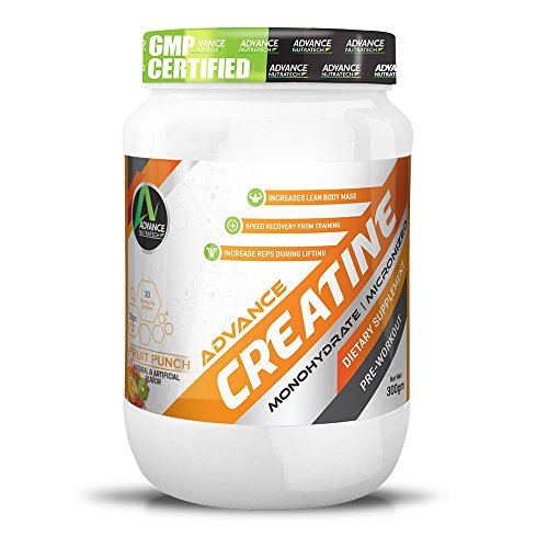Advance Creatine Monohydrate flavored 300grm