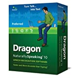 Nuance Dragon NaturallySpeaking v.10.0 Preferred with Noise-canceling Headset Microphone - Complete Product - Standard - 1 User - Mini Box Retail - PC
