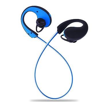 hangang deportes inalámbrica Bluetooth auriculares mejores auriculares con micrófono en Ear auriculares V4.1 Auriculares