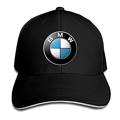 MaNeg BMW Sandwich Peaked Hat & Cap