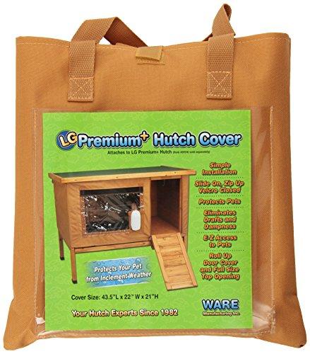 - Ware Manufacturing Premium Plus Hutch Cover, Large