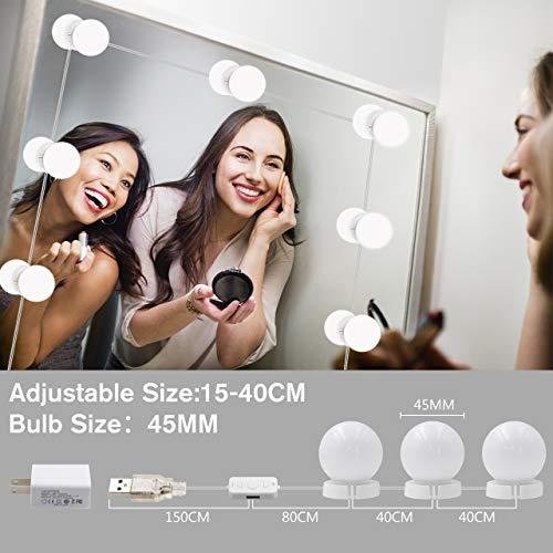 Buy light bulbs for applying makeup