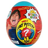 Ryan's World 720 Giant Mystery Egg Series 2 Toy, 9 x 7 x 11, Multicolor (Pack of 7)