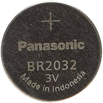 Amazon Com Panasonic Br2032 Battery Lithium 3v 190ma