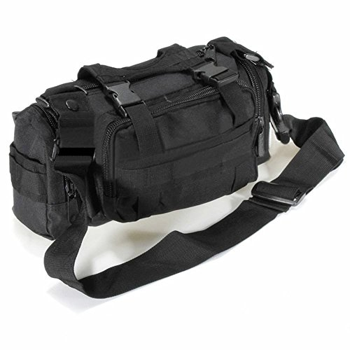 CAMTOA Utility Tactical Waist Pack Deployment Bag Pouch Military Camping Hiking Bag Outdoor Bag Deployment Pack