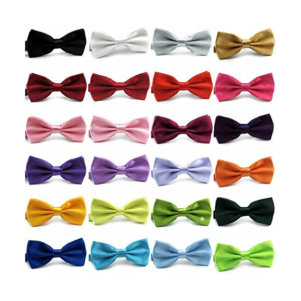 QYdress 2016 Male Fashion Bow Tie For Wedding or Party