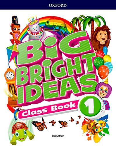 51I7XzHiJyL Big Bright Ideas 1º Prim Class Book Libro Del Alumno Oxford University Press España