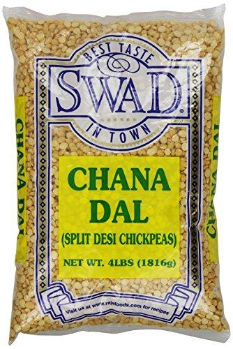 Price comparison product image Swad Chana Dal (Split Desi Chickpeas),  4 Pound