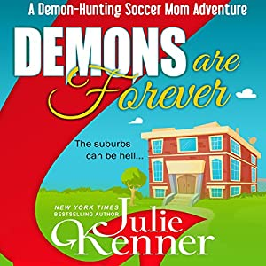 Demons Are Forever Audiobook