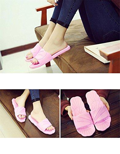 modello Bagno donna da Doccia paia Antiscivolo Slipper da Ciabatte Scarpe 2 Slipper B Scarpe Indoor Slipper 0xCngS