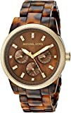 Michael Kors Women's Ritz Gold-Tone Watch MK5038
