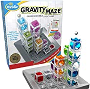 ThinkFun Gravity Maze Marble Run Brain Game and STEM Toy for Boys and Girls Age 8 and Up – Toy of the Year Awa
