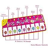 Baby Piano Mat Gift Age 1-5, Musical Piano Dance