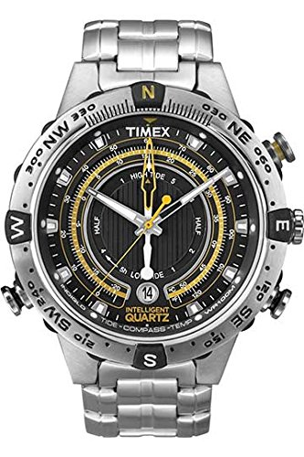 Timex Intelligent Compass Stainless Bracelet