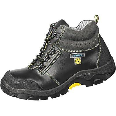 Abeba 32270-48 Anatom Chaussures de sécurité bottes/style Atex Taille 48 Noir