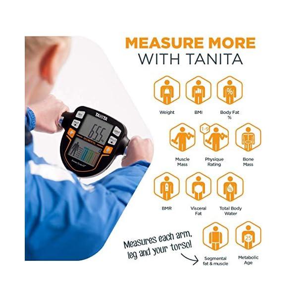 Tanita – BC-545N – Analyseur de Composition Corporelle