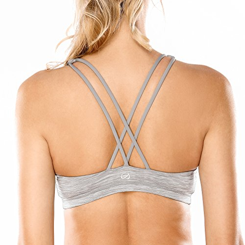 CRZ YOGA Strappy Wirefree Workout product image